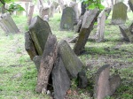 Jewish cemetery...perhaps a family